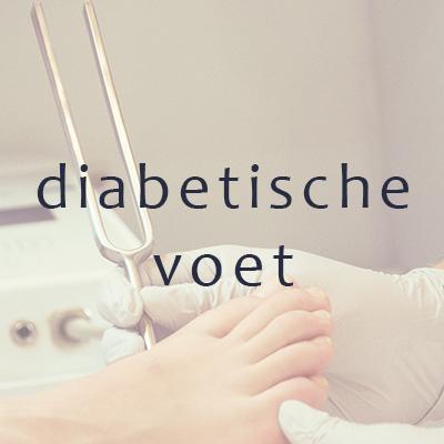 Diabetische voet Voetpunt Twente