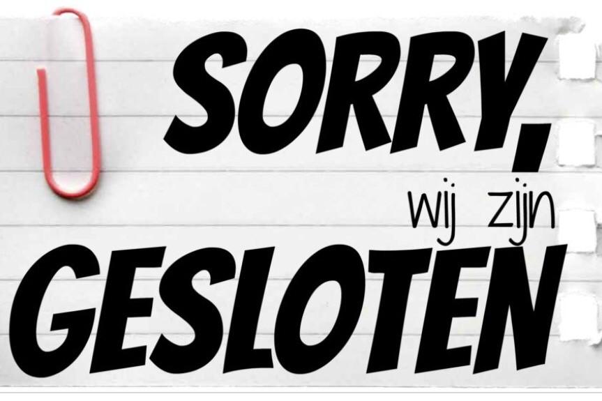 Voetpunt Twente gesloten